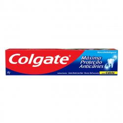 Creme Dental Colgate Máx. Proteção Anticáries 90g