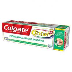 Creme Dental Colgate Total 12 Professional Hálito Saudável 70g