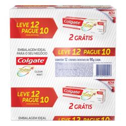 Creme Dental Colgate Total 12 Clean Mint 90g Promo Leve 12 Pague 10