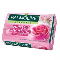 Sabonete Palmolive Naturais Hidrata & Perfuma ROSAS 85g