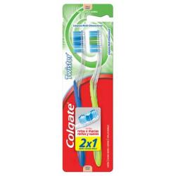 Escova Dental Colgate Twister Macia 2un Promo Leve 2 Pague 1