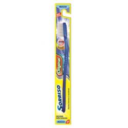 Escova Dental Sorriso Original Macia 1un