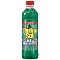 Limpador Pinho Sol Limpeza Pesada Eucalipto 500 ml