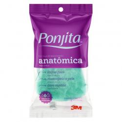 Esponja para Banho Anatômica PONJITA