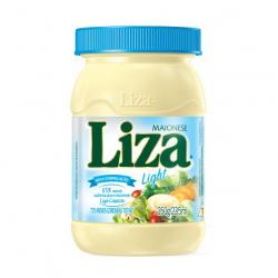 Maionese LIZA Light Pote 250g
