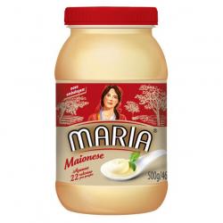 Maionese MARIA Tradicional Pote 500g