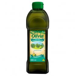 Óleo Composto de Soja e Oliva OLIVIA Tradicional Garrafa 500ml