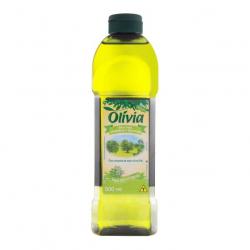 Óleo Composto de Soja e Oliva OLIVIA Ervas Finas Garrafa 500ml