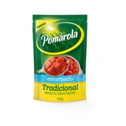 Molho de Tomate POMAROLA Encorpado Sache 340g