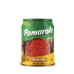 Molho de Tomate TARANTELLA Tradicional Lata 340g