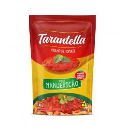 Molho de Tomate TARANTELLA Sabores Manjericao Sache 340g