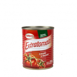 Extrato de Tomate EXTRATOMATO Lata 350g
