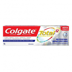 Creme Dental COLGATE Total Professional Reparação Diária 70g