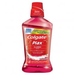 Enxaguante Bucal COLGATE Plax Classic Pague 350ml Leve 500ml