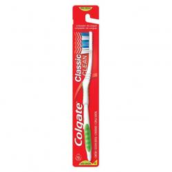 Escova Dental COLGATE Classic Longa Média