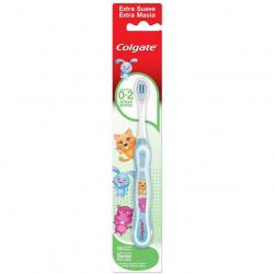 Escova Dental Infantil COLGATE Smiles Macia 0 a 2 anos
