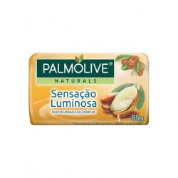 Sabonete Barra PALMOLIVE 85g Sensação Luminosa Argan