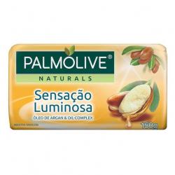 Sabonete Barra PALMOLIVE 150g Sensação Luminosa Argan