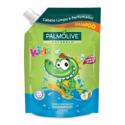 Shampoo PALMOLIVE Naturals Kids Maça Verde 200ml