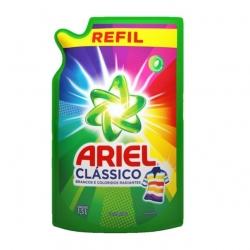 Detergente Líquido ARIEL Classico Refil Sachê 1,5Lt