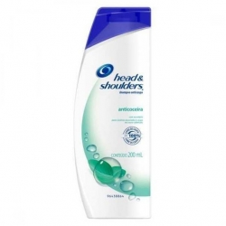 Shampoo HEAD & SHOULDERS Anticoceira 200ml