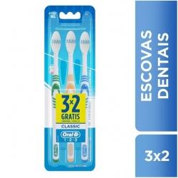 Escova Dental ORAL-B 123 Pague 2 Leve 3