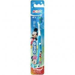 Escova Dental ORAL-B Kids Mickey Soft 3 Anos Com 12 Unidades