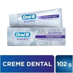Creme Dental ORAL-B 3D White Perfection 102g