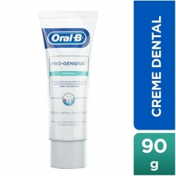 Creme Dental ORAL-B Pro Gengiva Original 90g