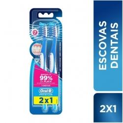 Escova Dental ORAL-B Pro Saude 7 Beneficios Pague 1 Leve 2