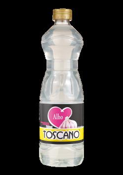VINAGRE TOSCANO 750 ML ALCOOL/ALHO