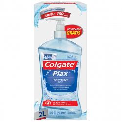 Enxaguante Bucal Colgate Plax 2L Soft Mint Freezestorm