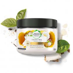 Mascara de Tratamento Herbal Essences 300ml Leite de Coco