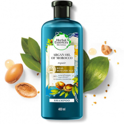 Shampoo Herbal Essences 400ml Oleo de Argan