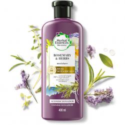 Condicionador Herbal Essences 400ml Alecrim e Ervas