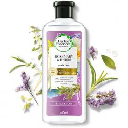 Shampoo Herbal Essences 400ml Alecrim e Ervas