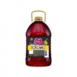 Vinagre Vinho tinto toscano 5l